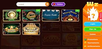 Wazamba Casino Image 8