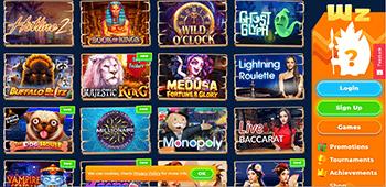 Wazamba Casino Image 1
