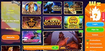 Wazamba Casino Image 2