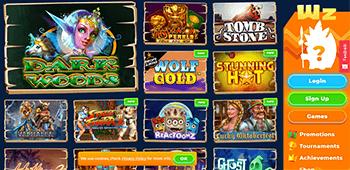 Wazamba Casino Image 3