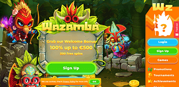 Wazamba Casino Image 9