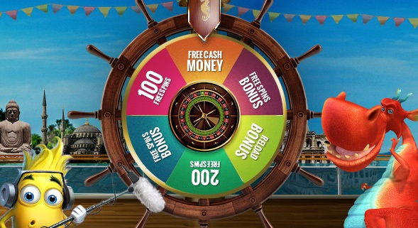 CasinoCruise daily bonus promotion at Casinoonline.co.nz