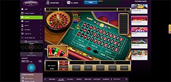 JackpotCity Roulette