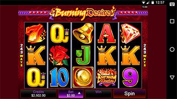 Burning Desire Mobile Game
