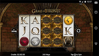Game of Thrones Mobile Game