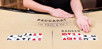 iLucki Casino baccarat