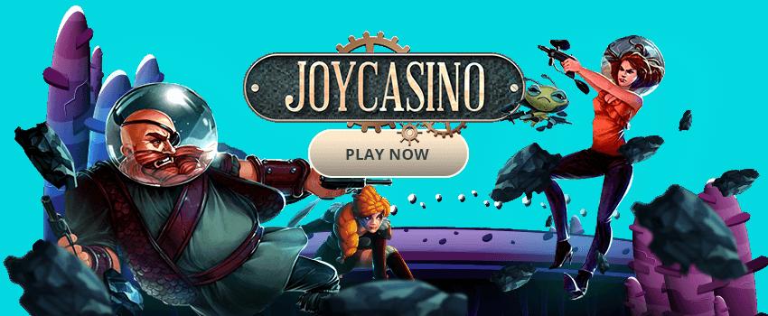 Joy Casino Banner