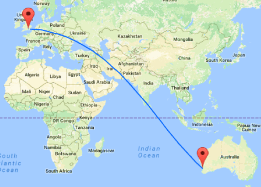 Newest Kangaroo Route
