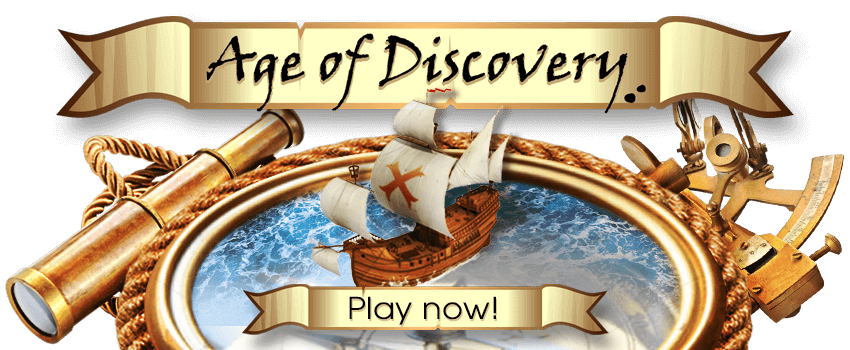 Age Of Discovery Banner