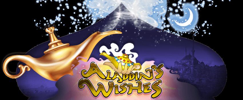 Aladdin's Wishes Banner