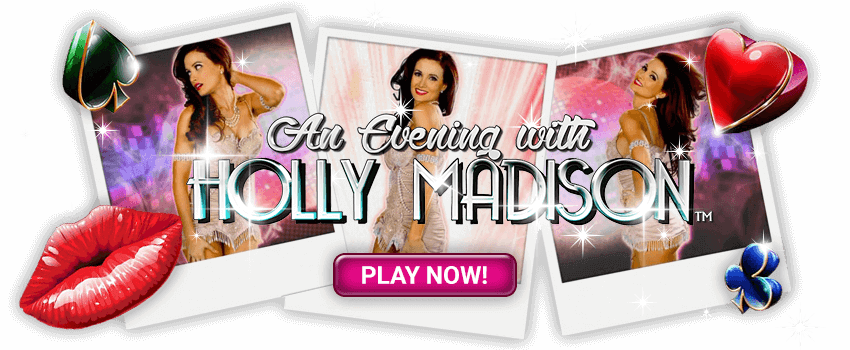 An Evening with Holly Madison Banner