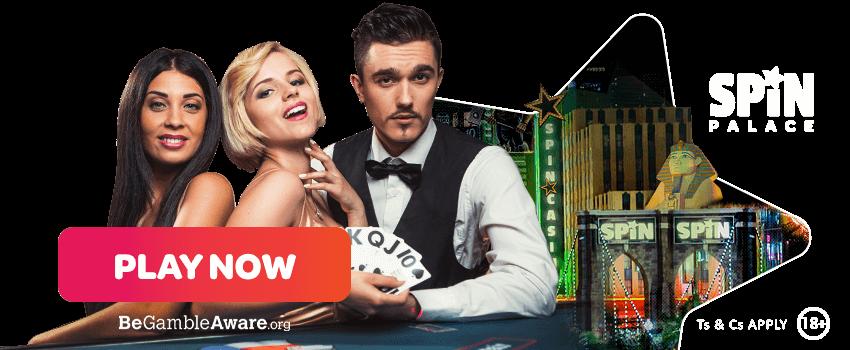Spin Palace Live Dealer