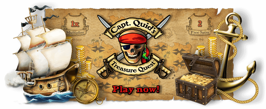 Captain Quids Treasure Qest