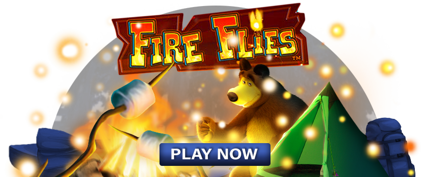 Fire Flies Banner