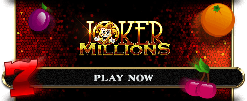 Joker Millions Banner