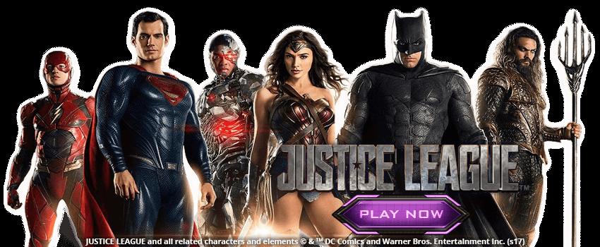 Justice League Banner