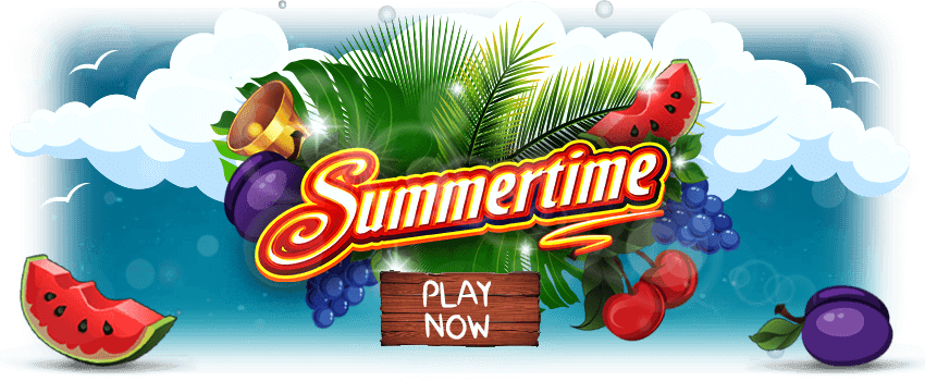 Summer Time Banner
