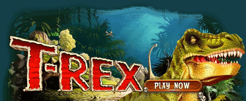 T Rex Banner