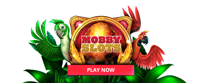 Mobby Slots Banner