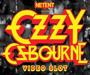 New NetEnt Ozzy Osbourne Pokie