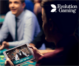 Q2 Growth for Evolution Gaming