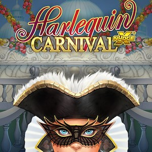 Nolimit City Release Harlequin Carnival Pokie