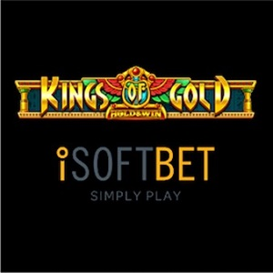 New Kings Of Gold Pokie from iSoftBet
