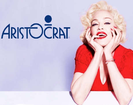 Aristocrat Creates New Madonna Pokies Game