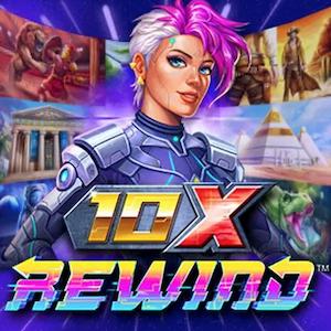 New 10X Rewind Online Pokie Goes Live