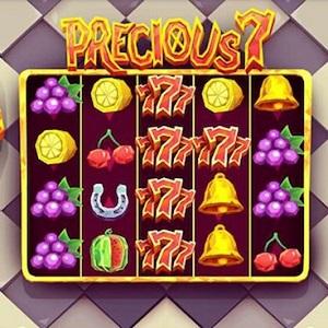 Fun New Online Pokies Release Precious 7