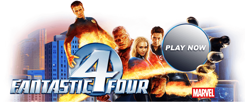 The Fantastic Four Banner