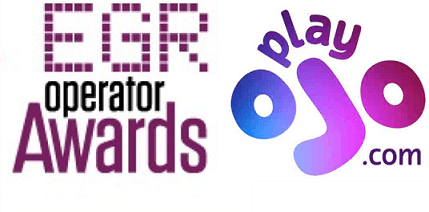 PlayOJO Nominated For Two eGR Awards