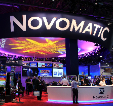 Novomatic Record Increase In H1 Sales