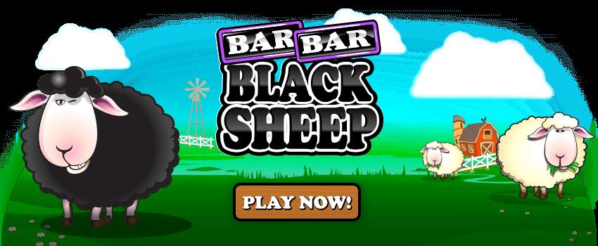Bar Bar Black Sheep Banner