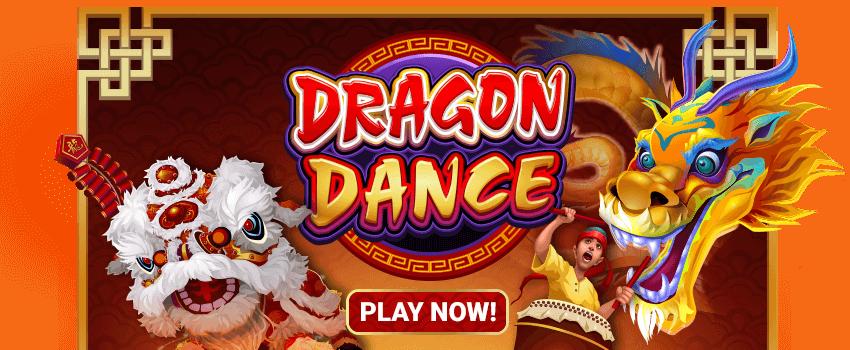 Dragon Dance Banner