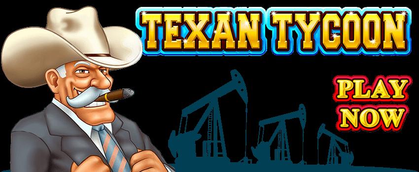 Texas Tycoon Banner