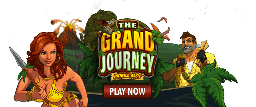 The Grand Journey Banner