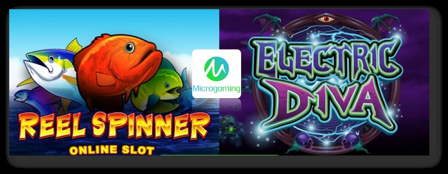Reel Spinner, a new online slots from Microgaming