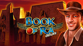 Book Of Ra Deluxe Pokies Game