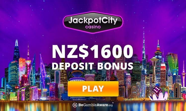 Jackpot City casino new zealand