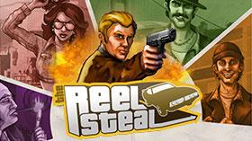 Reelsteal Logo