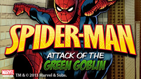 Spiderman Attack of the Green Goblin Pokies